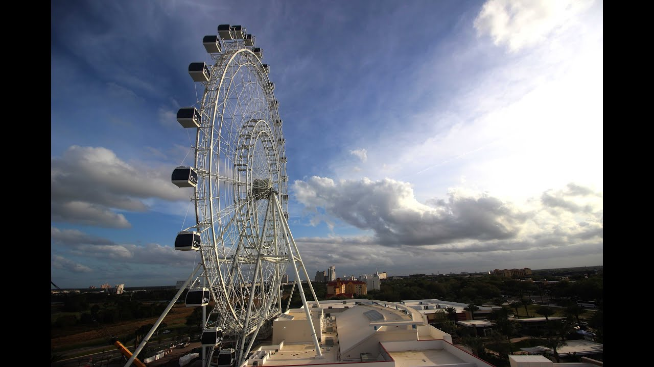 The Orlando Eye Moving Youtube
