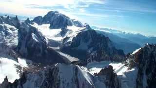 CMBH.Sur le toit de l'Europe avec Chamonix Mont Blanc Hélicoptère