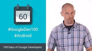 Pre-scaling Bitmaps (100 Days of Google Dev)