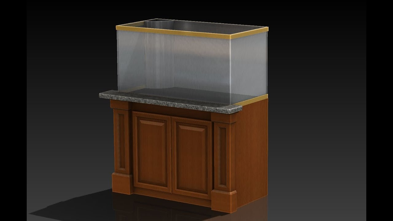 youtube aquarium stand DIY Aquarium Stand 2017