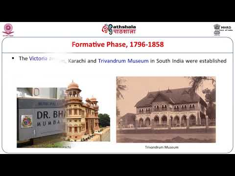 History and Development of Museums In India up to 1947