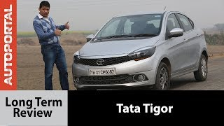 Tata Tigor Long Term Review - Autoportal