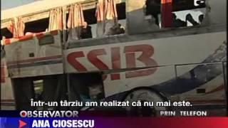 Marturii cutremuratoare ale romanilor care au supravietuit accidentului din Ungaria