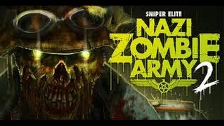 Usain bolt versión zombie | Sniper Elite Zombie 2 | #1