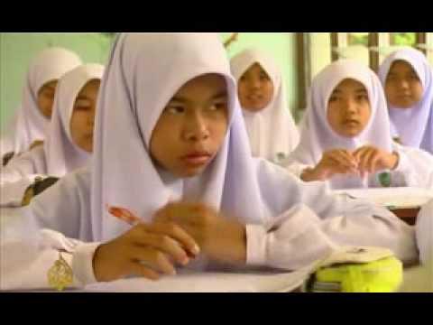 Malaysia language row - 24 March 2009