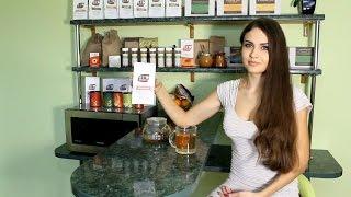Вязаный чай Белая красавица. Заказать/Купить чай. Магазин чая и кофе Aromisto (Аромисто)(, 2016-04-12T07:15:40.000Z)