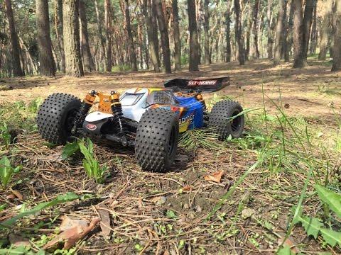 Обзор SST Hobby 1/10 4WD Truggy