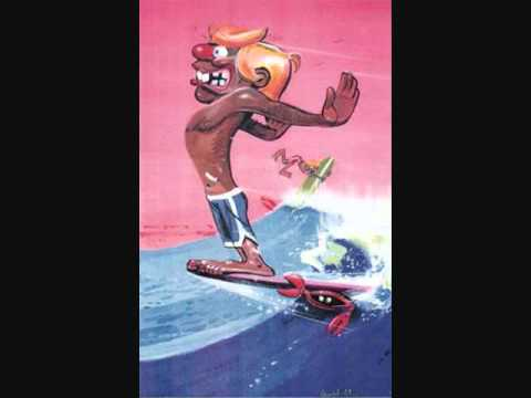 The Silly Surfers - Gremmie out of control