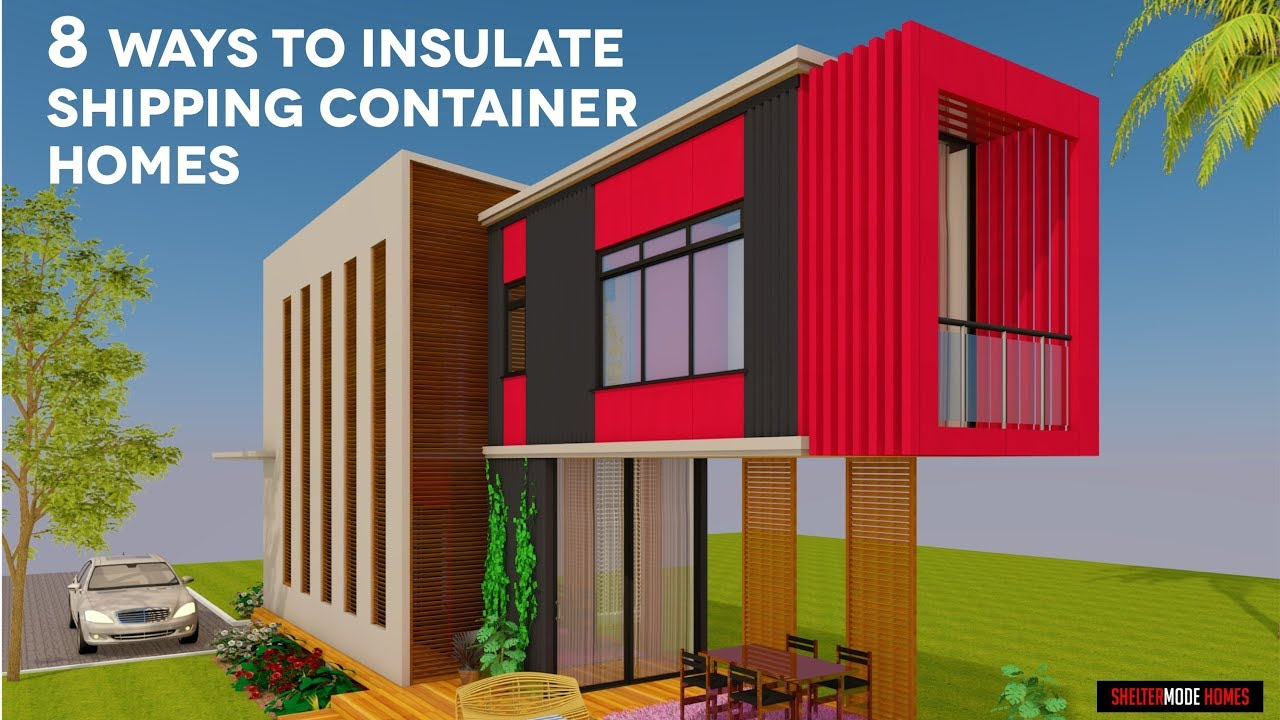 Best Kitchen Gallery: Top 8 Insulation And Temperature Control Strategies For Shipping of Insulating Shipping Container Homes on rachelxblog.com