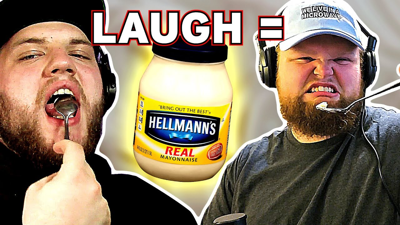 You Laugh, You MAYO