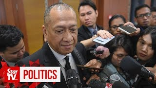 Nazri on Tanjung Piai win: Swing in Chinese support because of TARUC funding issue