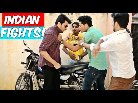 Funny Indian Fights l The Baigan Vines