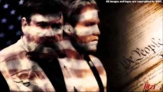 Jack Swagger & Antonio Cesaro Theme - Patriot (Excellent Quality)