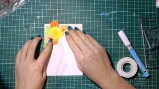 видео Две открытки со штампами Altenew