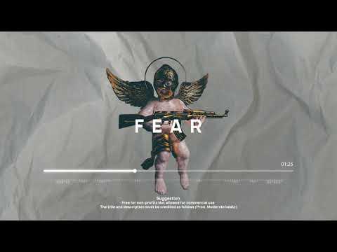 """ฟรีบีท [FREE BEAT] Trap x DarkRap Type Beat – """" Fear """"  Instrumental 2020"""