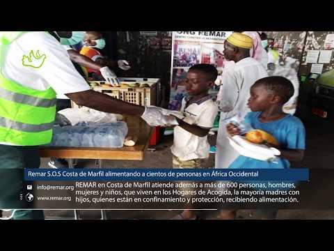 Remar S.O.S en Costa de Marfil