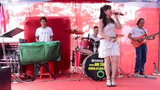 Dịu dàng sắc xuân - MC Thu Thuỷ Ban Nhạc Anh Tâm Long Khánh Đồng Nai