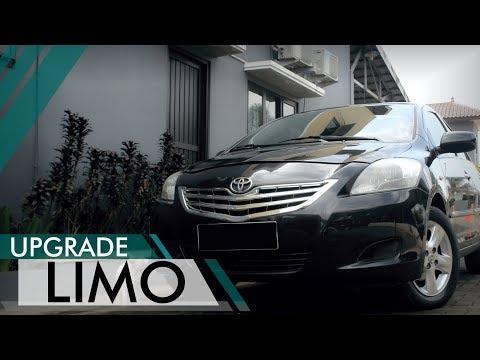 Rincian Biaya Upgrade Limo Eks Taksi