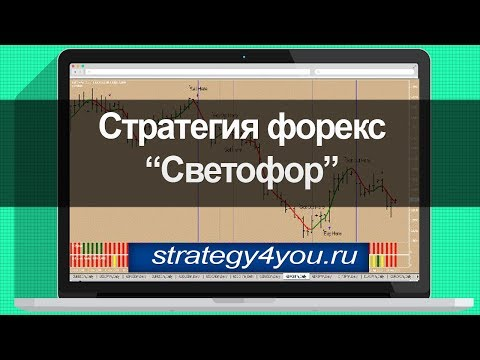Стратегия форекс Светофор