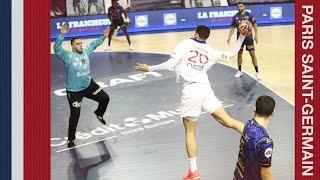 Dunkerque - PSG Handball : le résumé