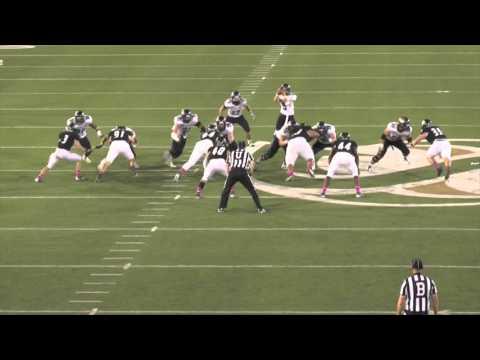 Dakota Prukop Highlights Montana State University