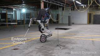 handle is a research robot that stands 6 5 ft tall travels at 9 mph and jumps 4 feet vertically