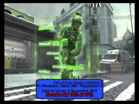 Videogiochi in uscita da Ottobre a Novembre 2011 – compranoerisparmi.it
