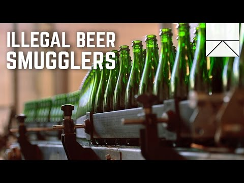 Ride Along With An Illegal Beer Smuggler In Venezuela
