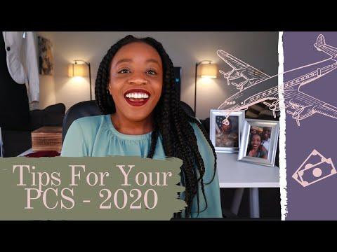 Tips For Your Military PCS 2020 | MONEY, PTDY, DITY Moves, and More!