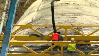 Bakü-Tiflis-Kars Demiryolu Projesinde Çalışmalar Devam Ediyor