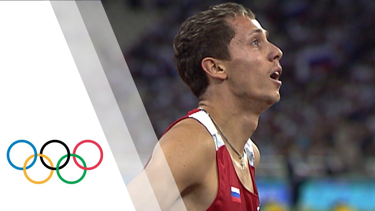 Yuriy Borzakovskiy wins Men's 800m Olympic final | Athens 2004