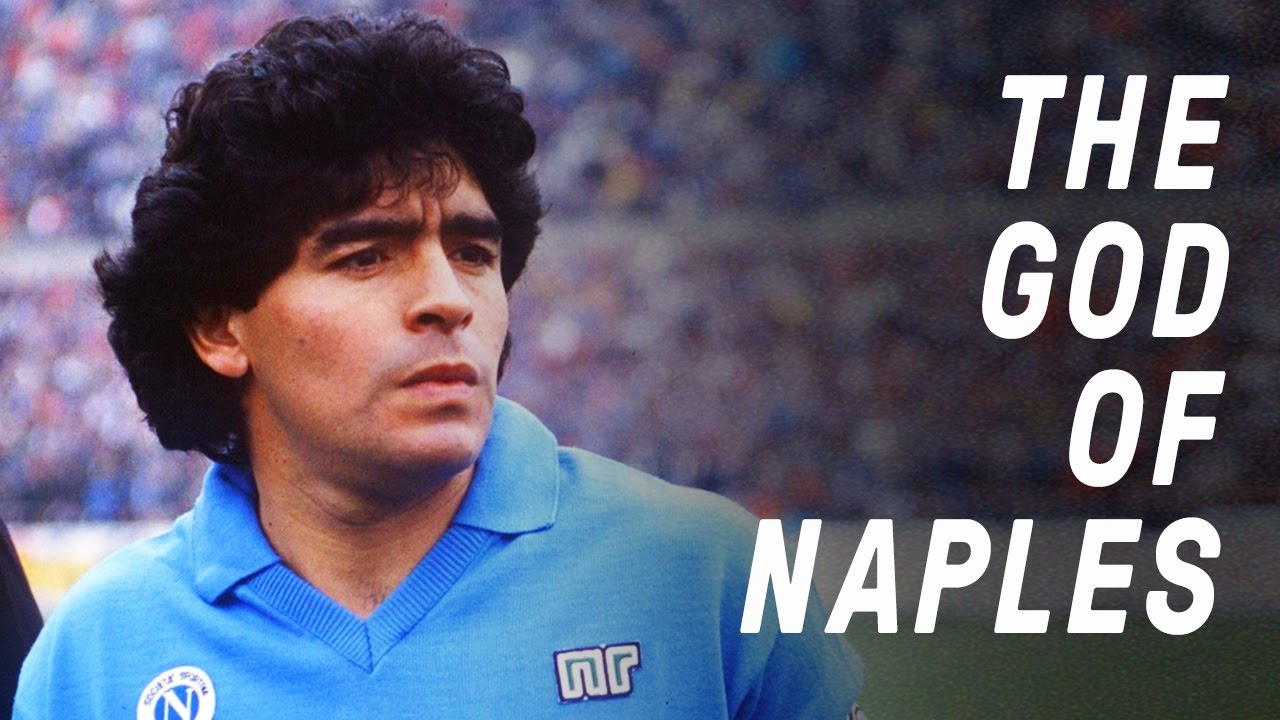how a player became a god diego maradona
