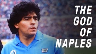 How A Player Became A God: Diego Maradona