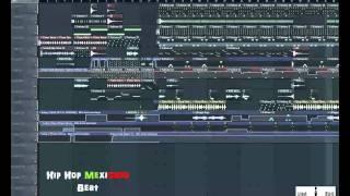 Hip Hop Mexicano Beat FL Studio 2012 Dj Evidenz