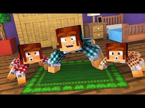 OS NOVOS BEBÊS ARANHAS !! - [ Vida de Aranha #9 ] - Minecraft