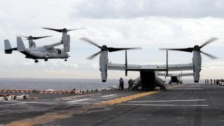 Osprey crash may be the result of ongoing budget cuts