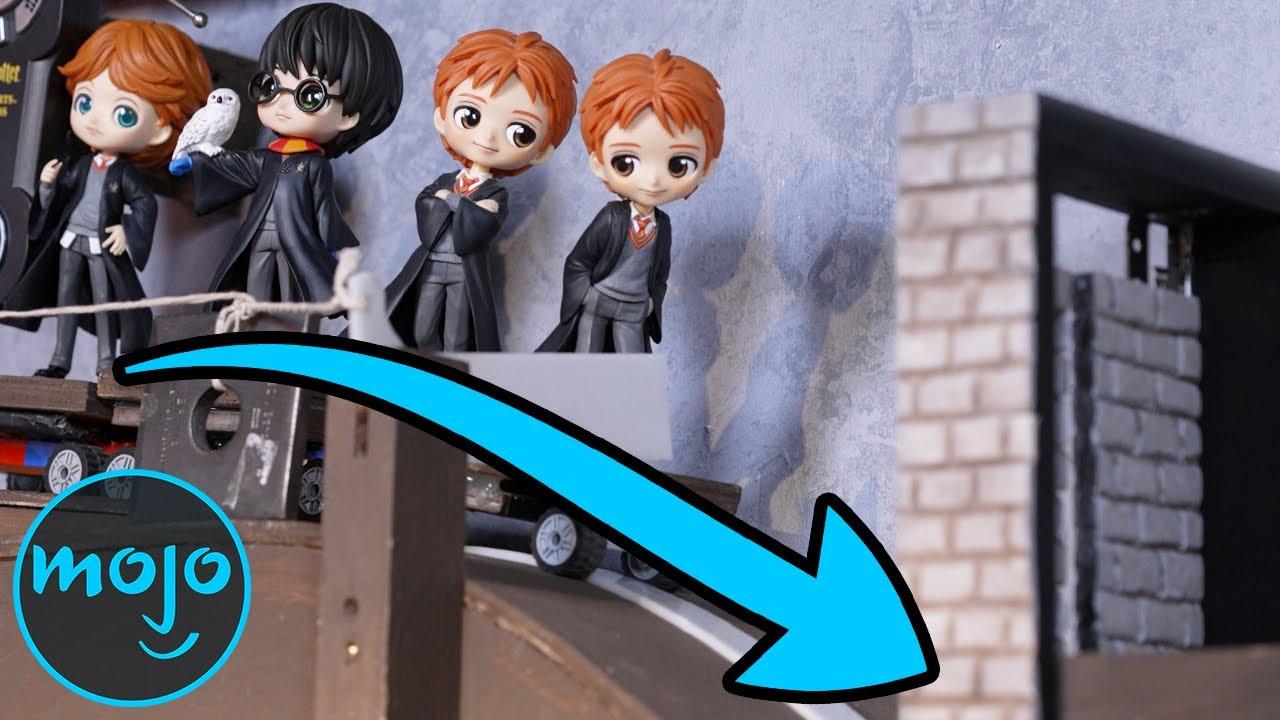 هاري بوتر كآلة تفاعل متسلسل