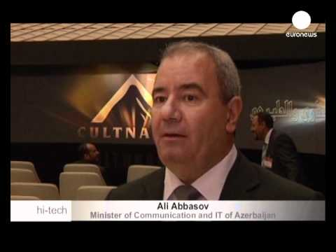 euronews hi-tech - Azerbaijan aims for hi-tech state