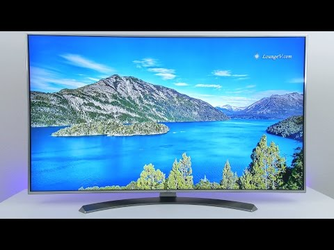 "65"" LG SUPER UHD TV Review + Giveaway!"