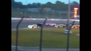 Flat Rock Speedway, 8/29/2015 Late Model Season Championship Feature