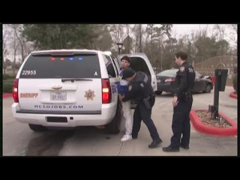 Harris County arrests driver after high-speed chase