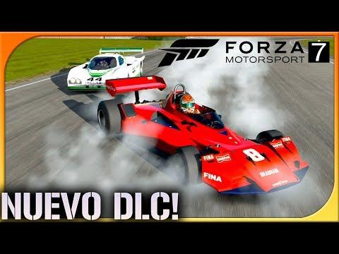 NUEVO DLC!! F1 VS PROTOTIPO! - TOP GEAR MOTORSPORT 7 #32 - DEWRON - 동영상