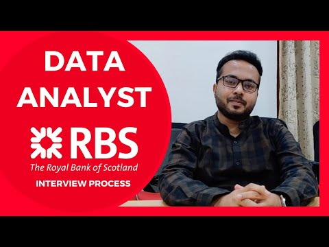 RBS Interview Process for Freshers | Data Analyst Interview Question & Answers