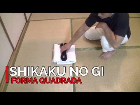COMO DOBRAR O KIMONO 2 MANEIRAS TRADICIONAL KARATE JUDO JIU JITSU!