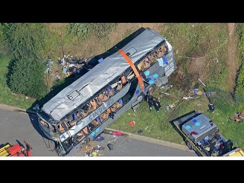At least 34 killed in Madagascar bus crash- Officials