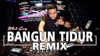 Bangun Tidur Dj remix terbaru 2020 Full bass mbah surip