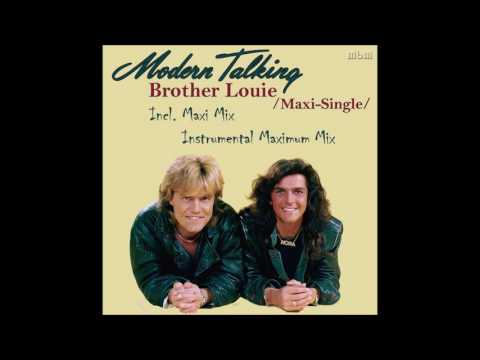 Modern Talking - Brother Louie  Maxi-Single (re-cut by Manaev)