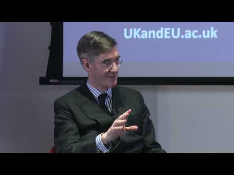 Beer and Brexit with Jacob Rees-Mogg MP