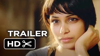 Desert Dancer Official Trailer #1 (2015) - Freida Pinto Movie HD