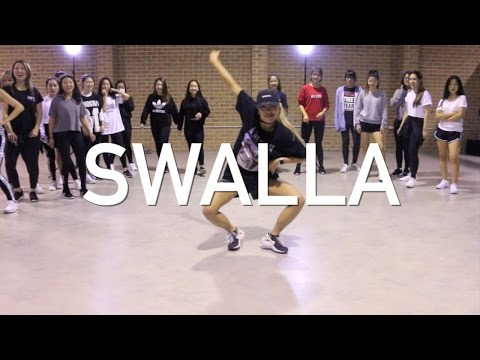 Jason Derulo - Swalla Ft. Nicki Minaj | BEC MORRIS CHOREOGRAPHY | @ IMI DANCE STUDIO